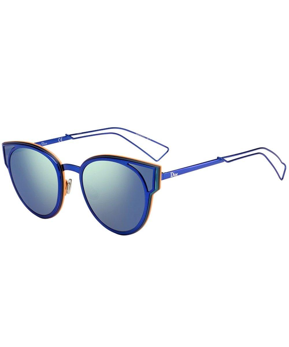 b2b0cce2681 DIOR Women Sculpt Cat-Eye Metal Sunglasses .  dior  sunglasses  Ray  Bans  (Ray Bans)