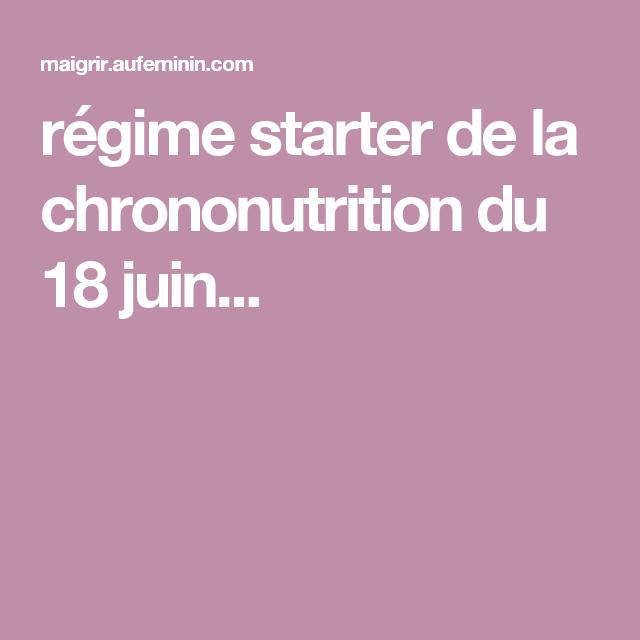 Épinglé par Sycam sur chrono nutrition en 2020 (avec ...