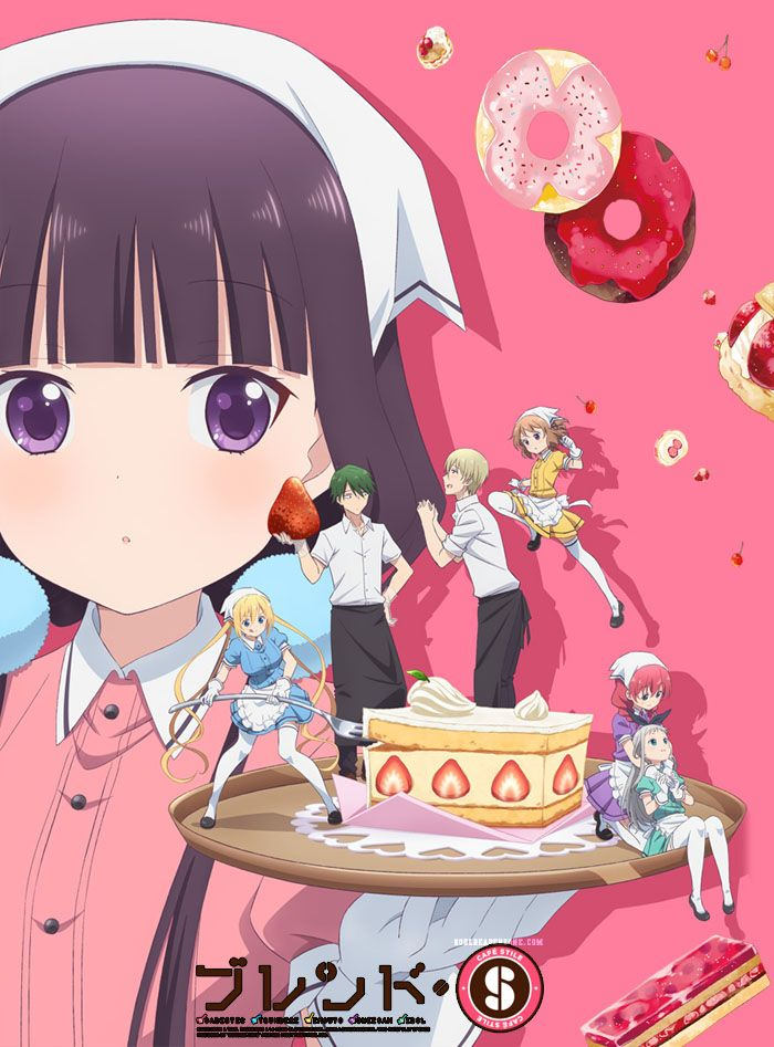 Blend S Bluray Bd English Subbed Episodes 480p 60mb 720p 90mb Mini Mkv Episodes 480p 720p English Subbed Download Anime Wallpaper Anime Anime Wall Art