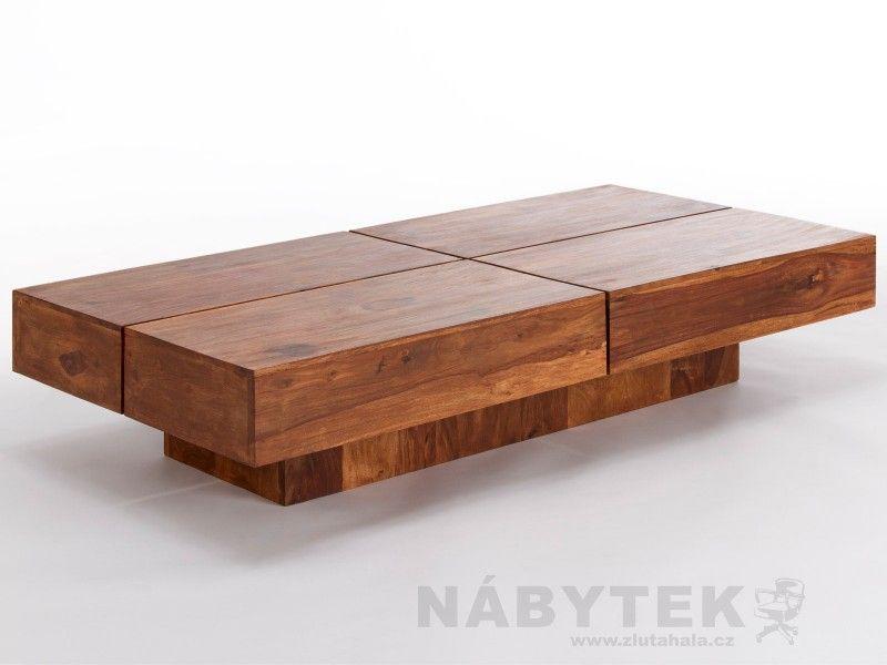 Konferenční Stůl Cube 10016235 Nábytek Furniture