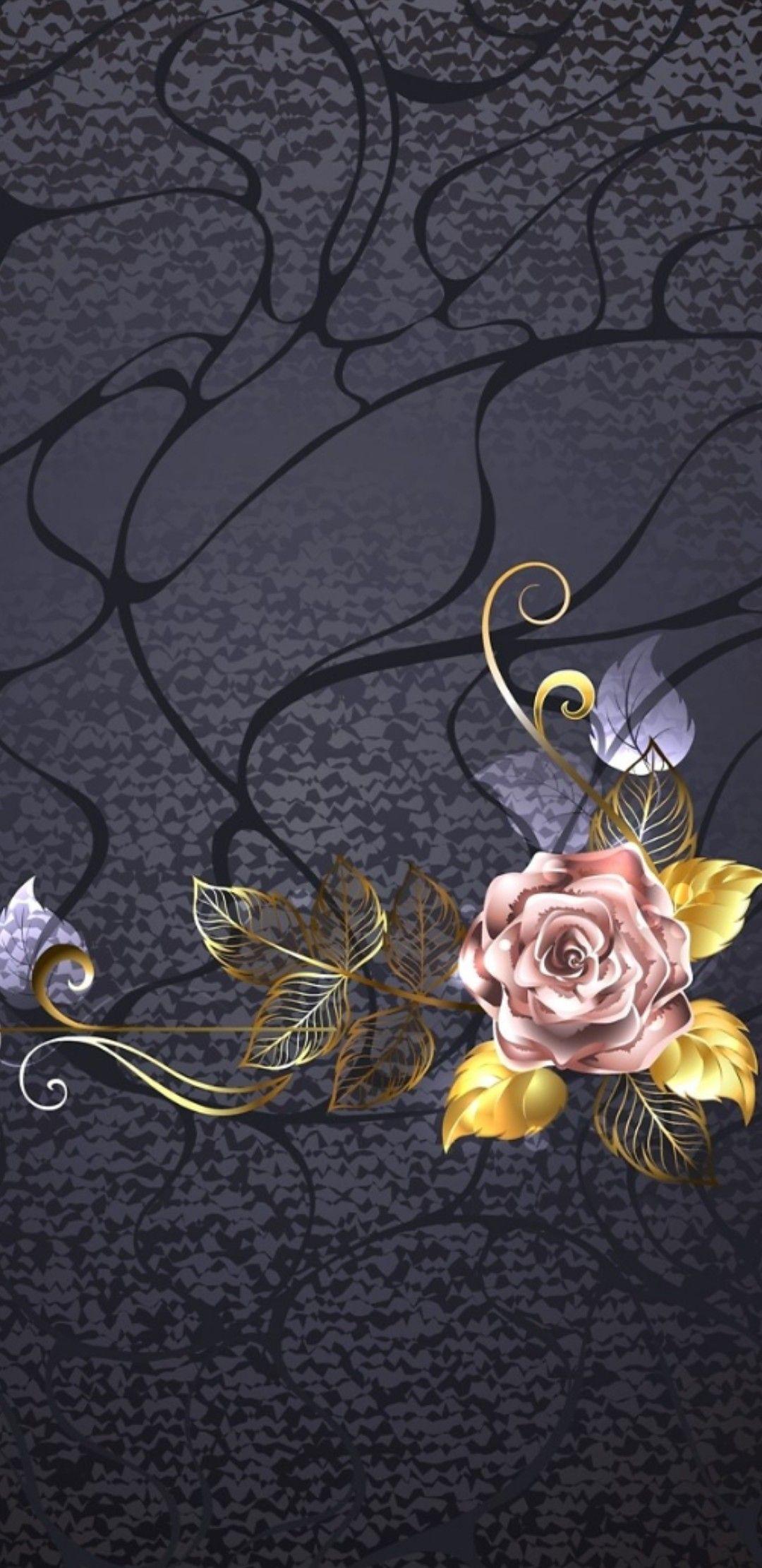 3d Cute Silky Pink Rose Cute Wallpaper Backgrounds Cellphone Wallpaper Rose Wallpaper