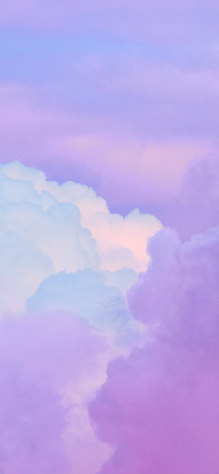 Iphone 11 Wallpaper Cloud Sky Purple Art Iphone X 768x1663 Purple Wallpaper Iphone Purple Wallpaper Pink Wallpaper Iphone