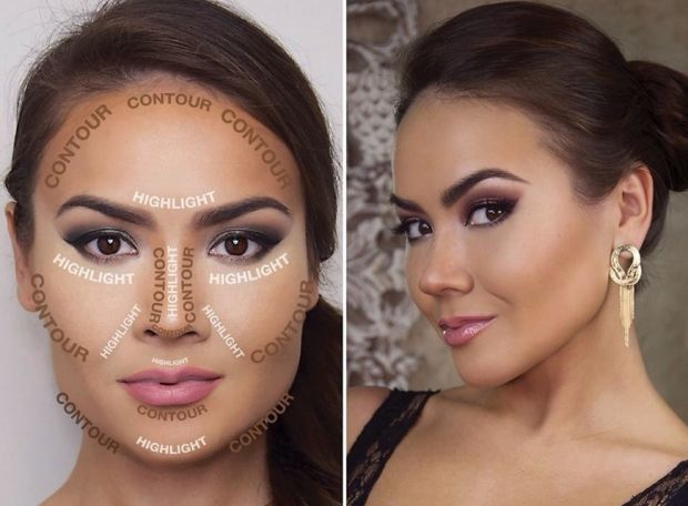 Contouring Strobing Baking What You Need To Know Hair Beauty Beauty Hacks Makeup Looks