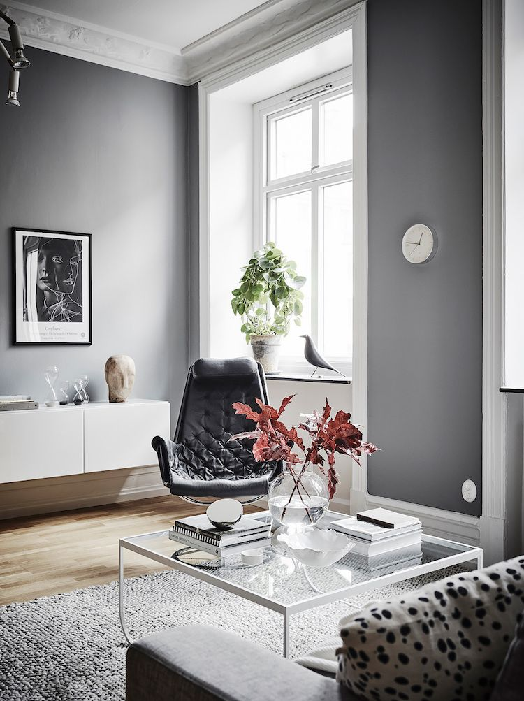 My Scandinavian Home: Embracing The Grey, Swedish Style