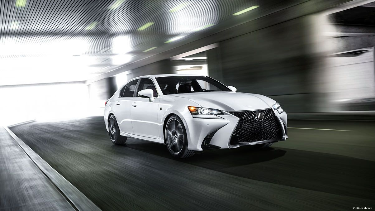 Best Luxury Hybrid Cars 2018 Lexus GS 450h F Sport with