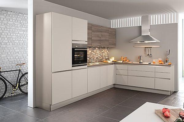 Tủ bếp tecnolux zen i miêu tả tủ bếp hiện đại kiểu chữ l Tủ bếp đẹp