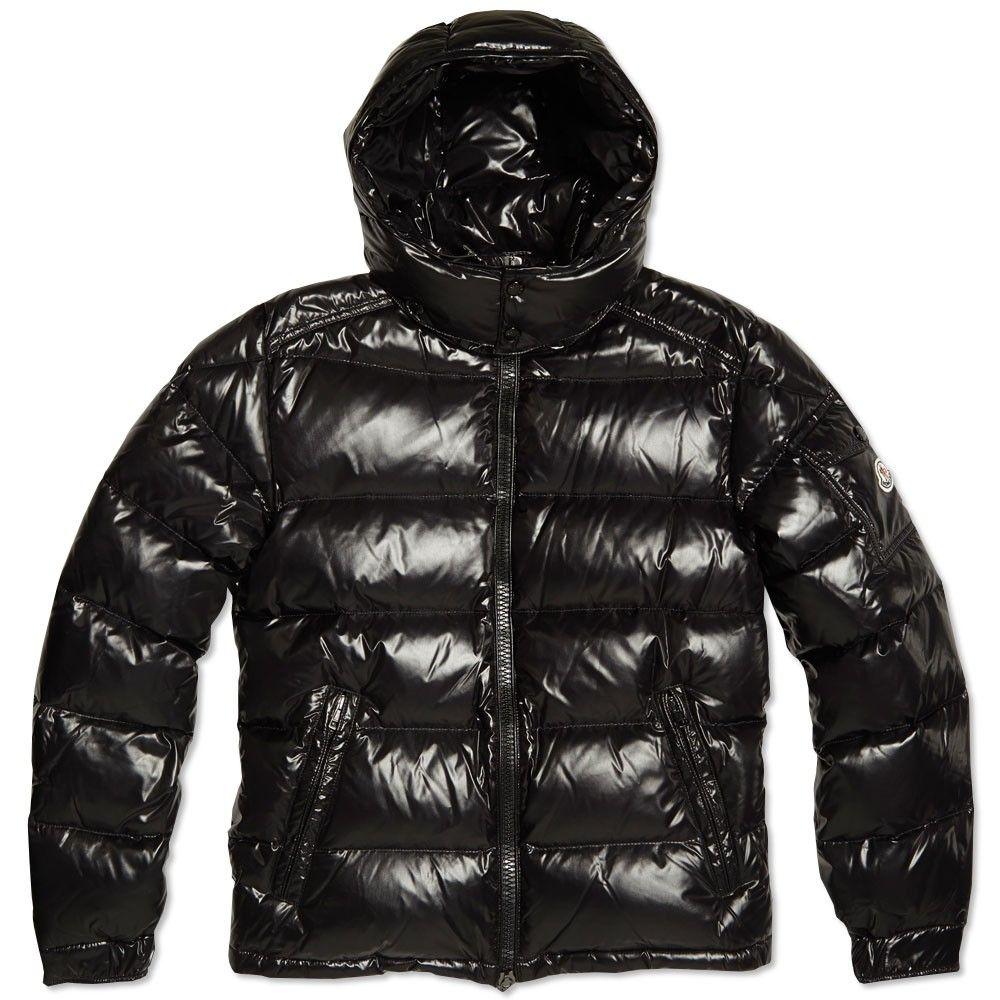Moncler Maya Jacket (Black)