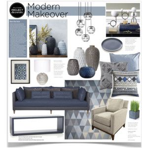 Modern Makeover With Grey And Scout 3 Interior Design