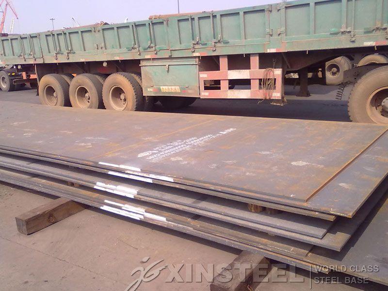 Hi Boiler Steel Plate Under Steel Standard Din17155 Is Mainly Used For Welded Boiler And Pressure Vessel Buildings Xinsteel Offer Stee Steel Plate Plates Steel