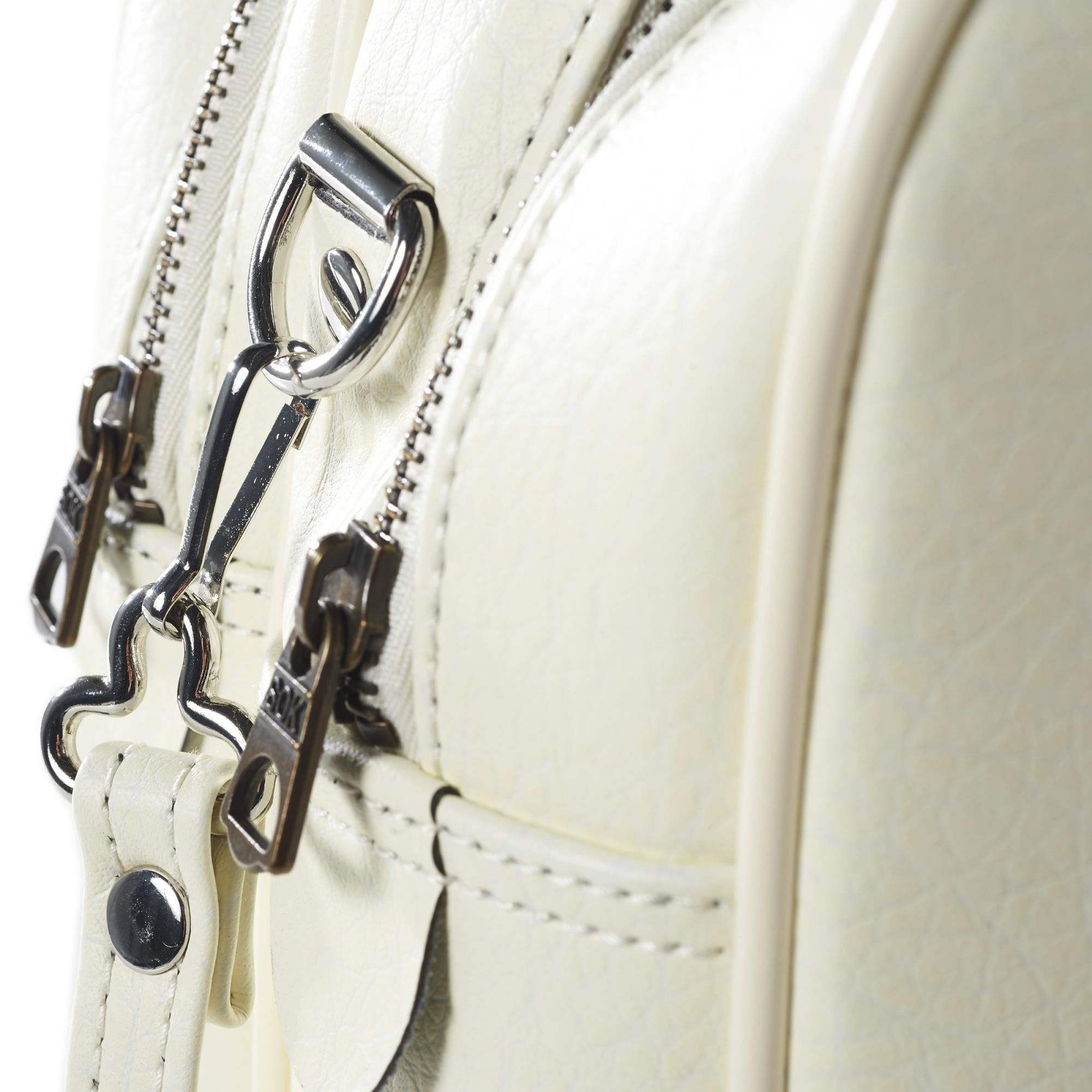 adidas Polyurethane Airliner Bag - White | adidas US