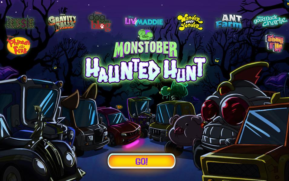 Monstober Haunted Hunt http//unblockedgamesvevo.weebly