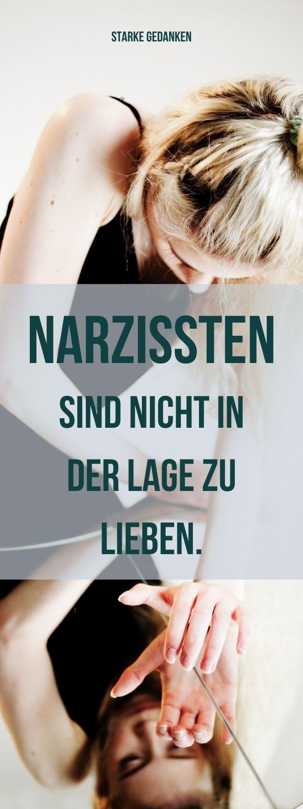 9 Fakten Die Beweisen Dass Narzissten Niemanden Lieben Konnen Ausser Sich Selbst Narzisst Starke Gedanken Narzissmus Symptome