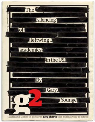 The Guardian's G2 magazine, 04 April 2006