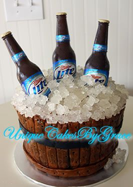 beer wedding cake groom s cake for the mr just with dos equis instead 11258