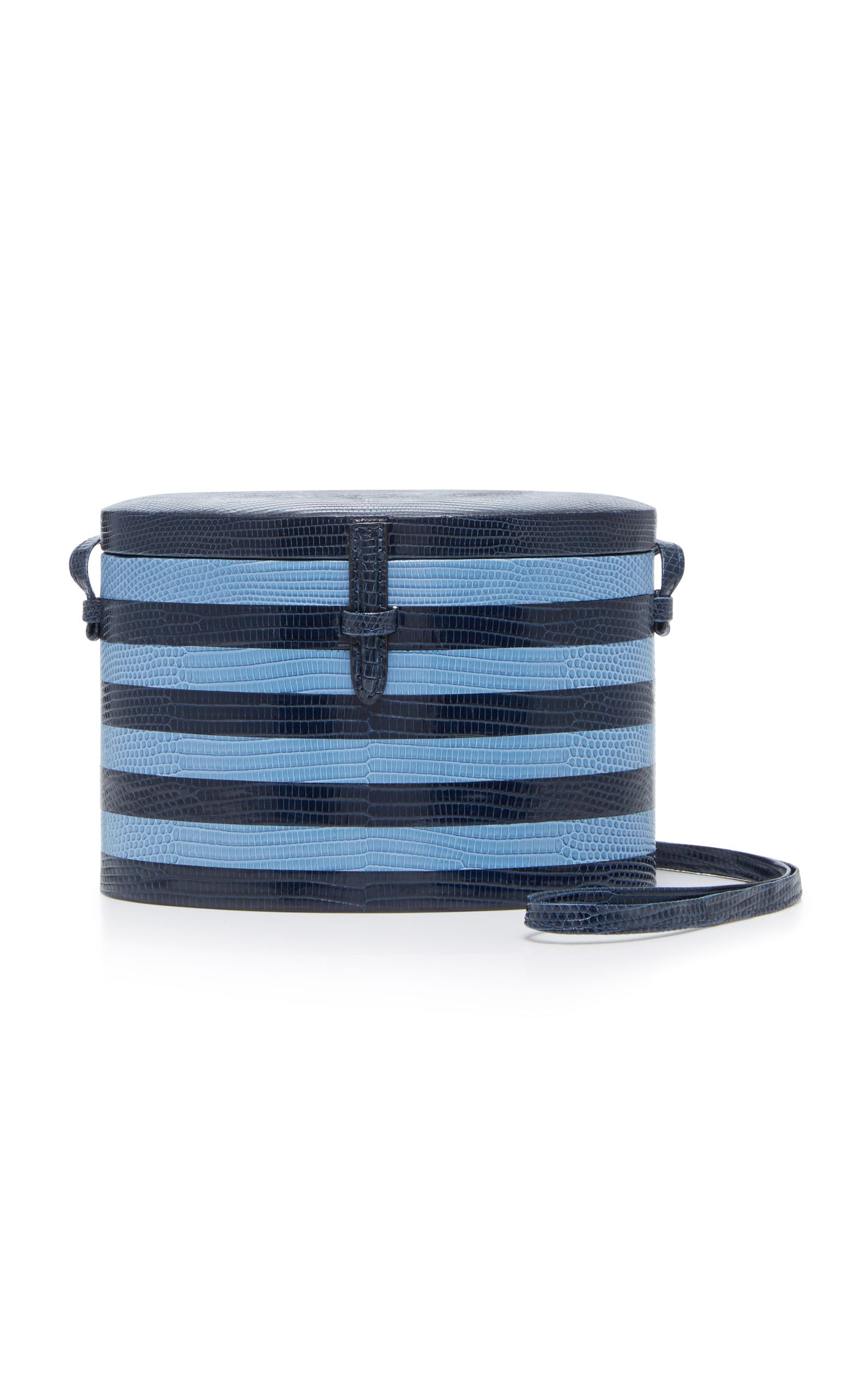 9a48771a15 Striped lizard round Trunk bag by Hunting Season
