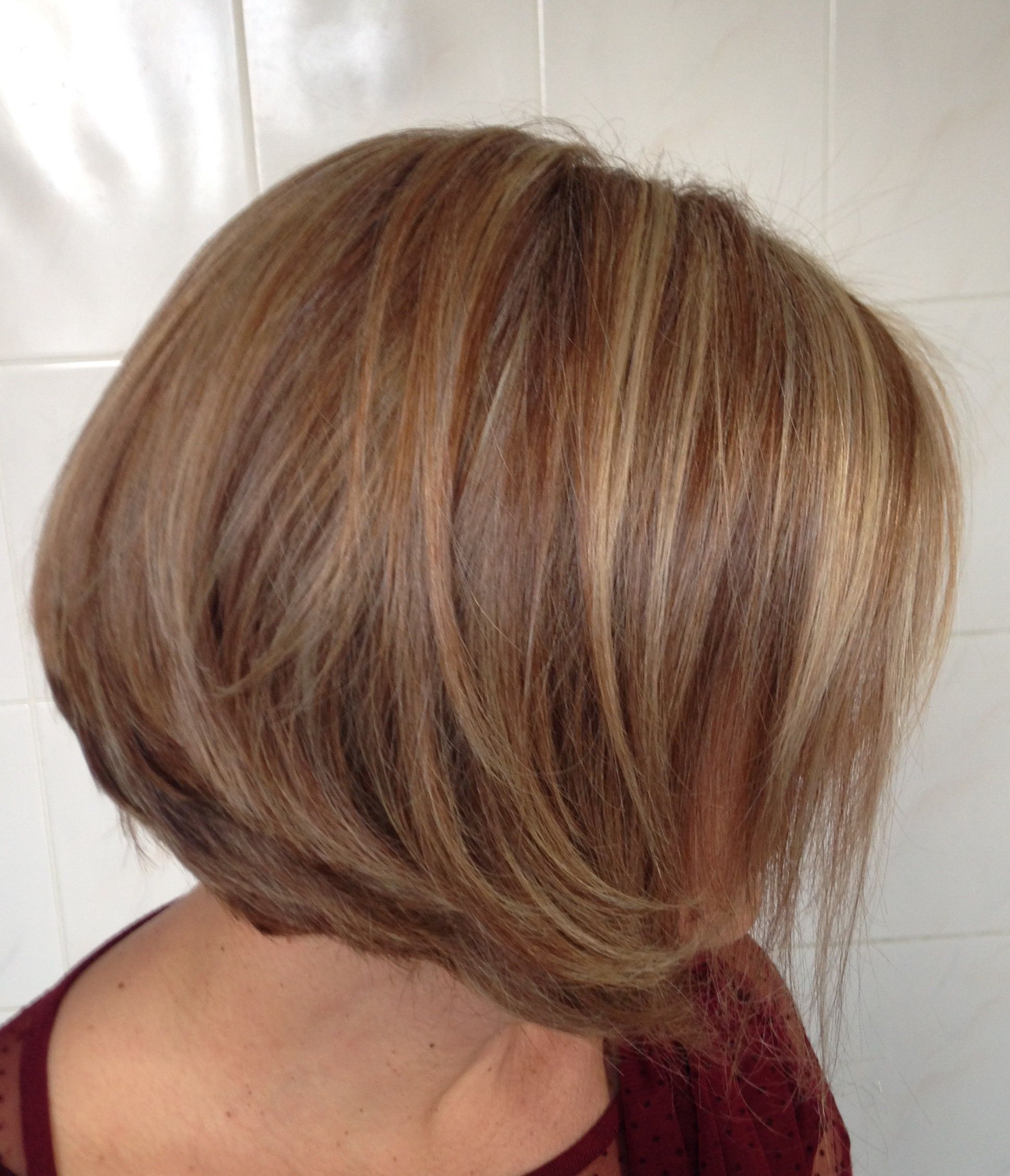 Meche blonde et cuivr fashion designs - Meche cuivre et blond ...