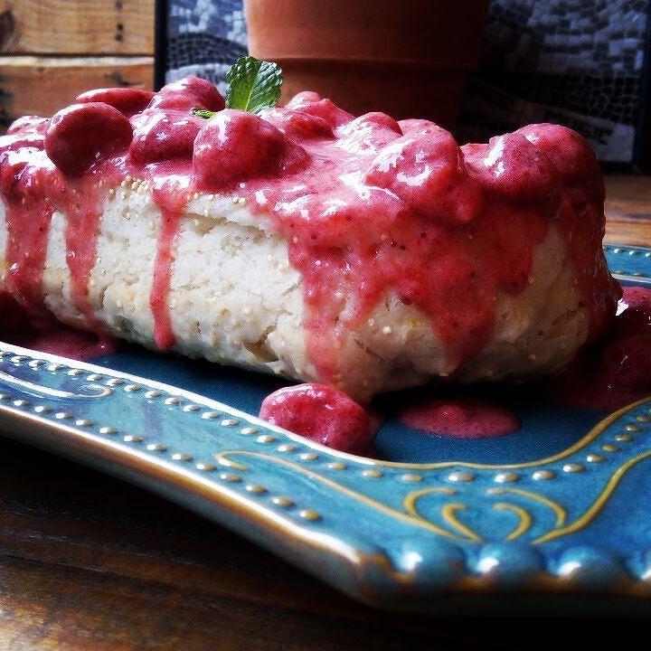 https://flic.kr/p/AA8cw2 | Vegan breakfast - Fluffy Strawberry Cake - Homebaked fluffy soursop cake topped with a luscious strawberry coconutcream - delicious breakfast you will love #vegan #veganeats #vegancook #veganfoodporn #veganfood #foodtube #foodblogger #foodporn #veganism # | via Instagram ift.tt/1k3PS85