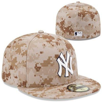 New Era New York Yankees 2013 Memorial Day Stars Stripes 59fifty Fitted Hat Digital Camo Baseball Hats Hats For Men Dodger Hats