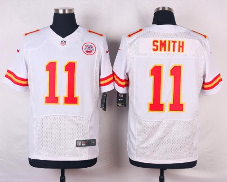 312f3f3d8 Men 11 Alex Smith Jersey Football Kansas City Chiefs Jersey ...
