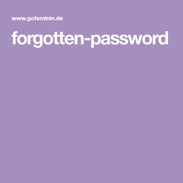 PIN oder Passwort vergessen? So entsperrst du dein