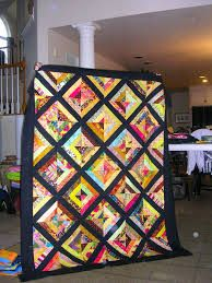 string quilt using jelly rolls - Google Search