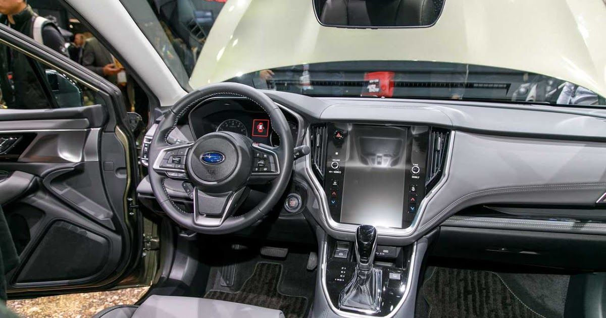Swmbos My16 Outback Limited With Eyesight Has The Ivory Interior And I Love It 2020 Subaru Outback Exterior Look And Colors 2020 Subaru Outback Debuts With