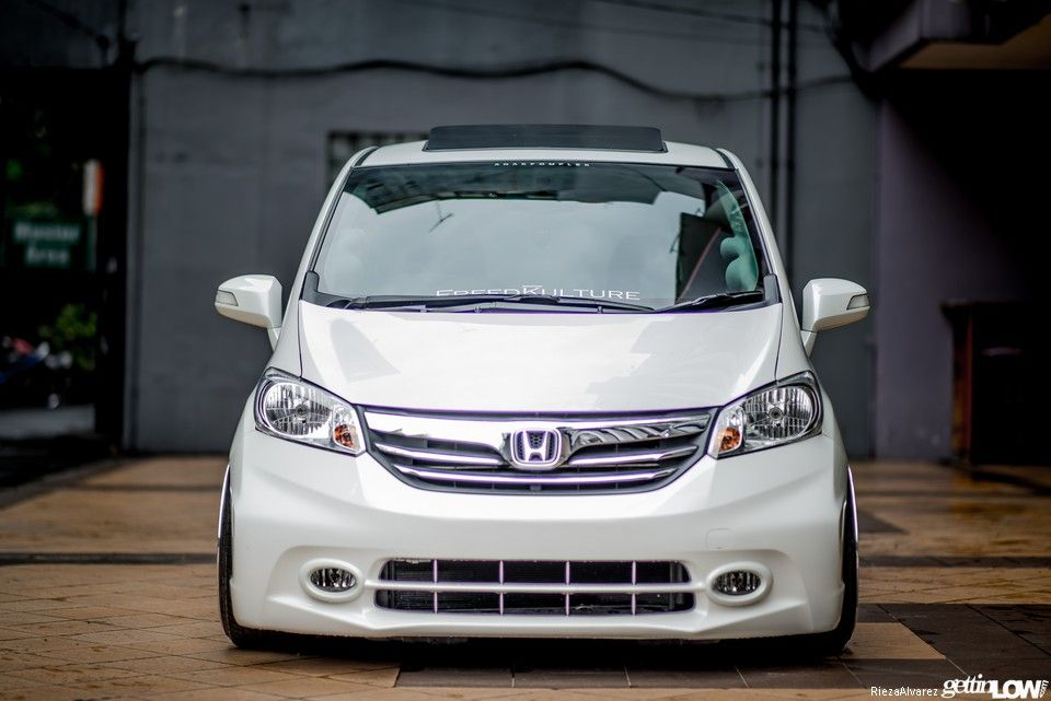 Harun Maharbina 2013 Honda Freed Mobil Konsep Mobil Modifikasi Mobil
