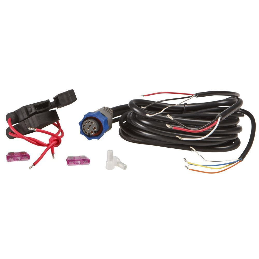 Lowrance Pc 265bl Power Cable Marine Electronics Products Pinterest Wiring To Vhf Radio Cobra Mr Hh125 Eu Version Handheld Lcd Amazoncouk
