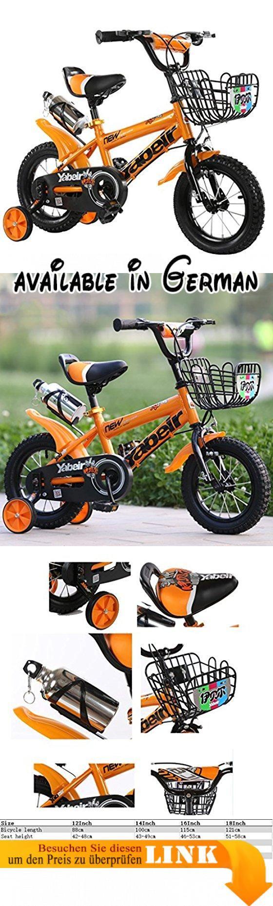 Guo Kind Fold Fahrrad 3-6-8 Jahre Old Baby Kinderwagen 12 Zoll 14 ...