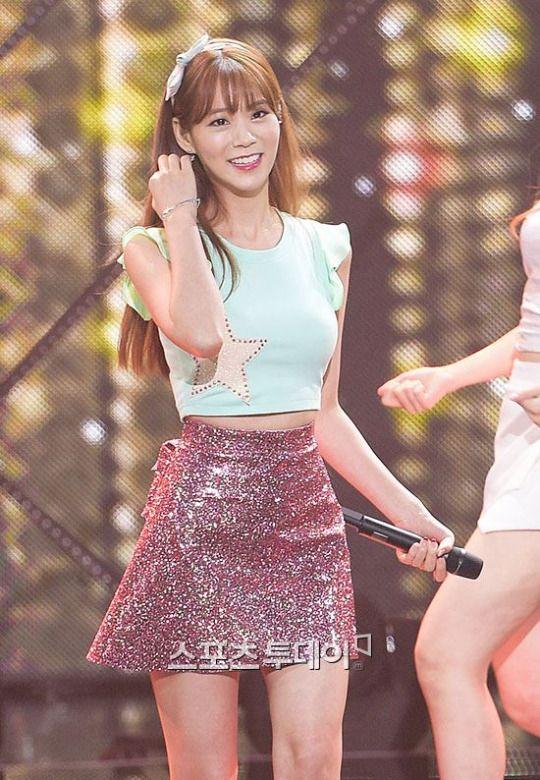 Han Seungyeon Kara Han Seungyeon Former Member In 2019