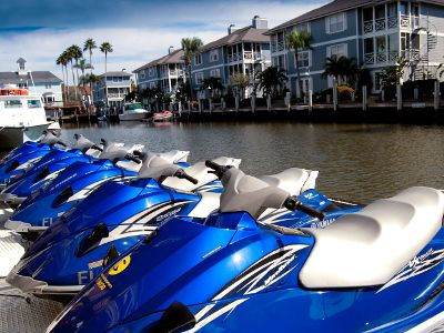 Siesta Key Watersports Offers Sarasota S Newest And Largest Jet Ski Al Fleet With New Yamaha Vx110 Waverunners That Can Accommodate 3