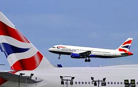 British Airways travel on it again ) firstclass always