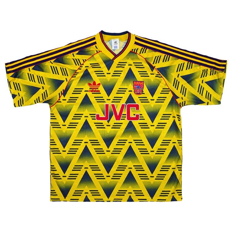 pretty nice 08b99 7a7f3 1991-93 Arsenal Away Shirt (Very Good) M for just £159.99 ...