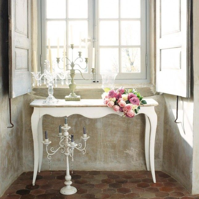 Casa Romantica Shabby Chic | Shabby Chic Maisons Du Monde