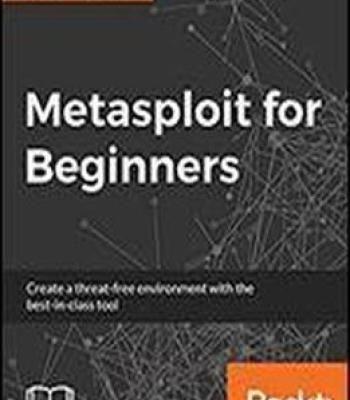 Metasploit For Beginners Pdf Hacking Books Beginners Kali