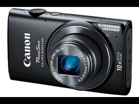 Best Vlogging Camera for YouTube? Canon Powershot Elph 330 HS ...