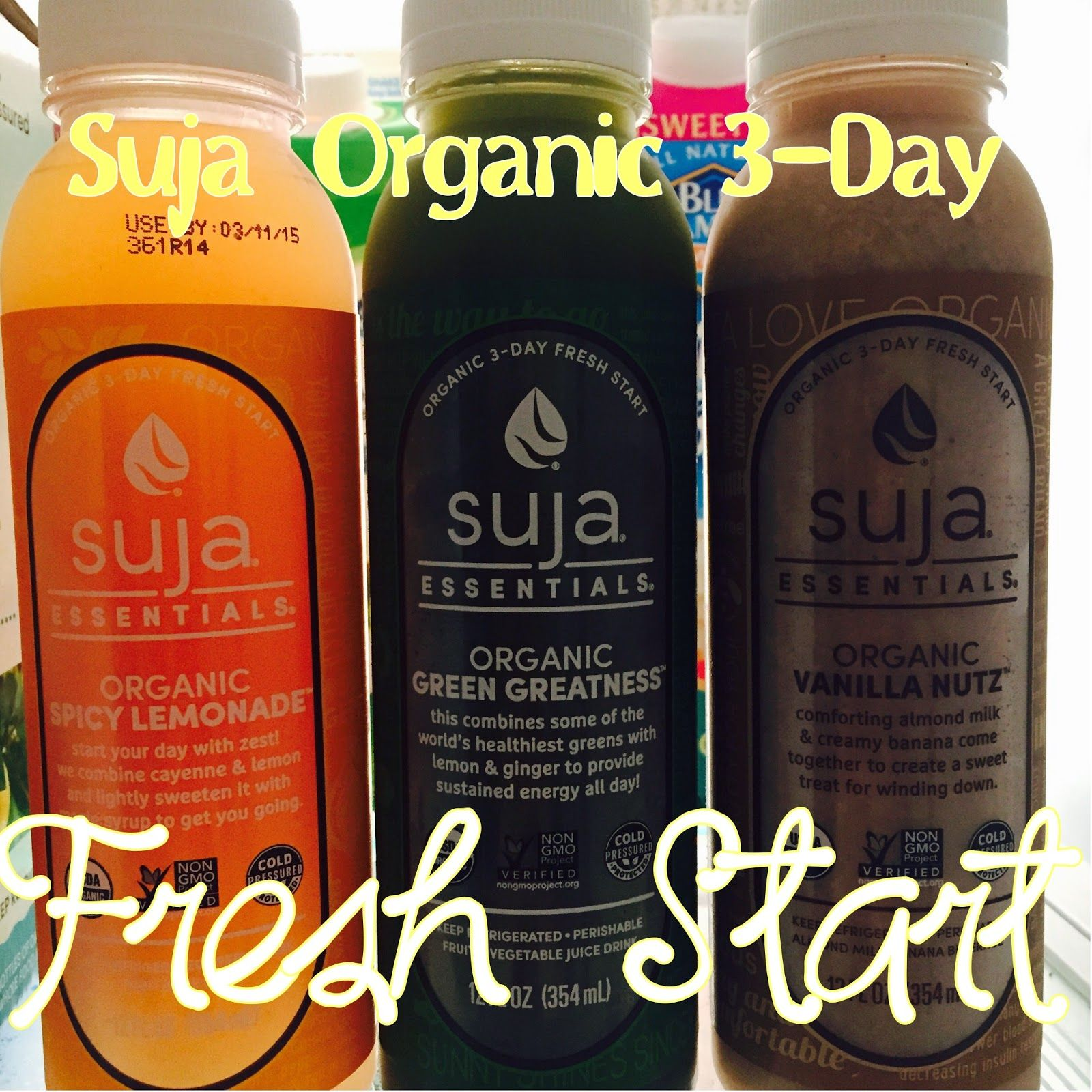 Suja 3 day fresh start juice cleanse review costco southern suja 3 day fresh start juice cleanse review costco malvernweather Gallery