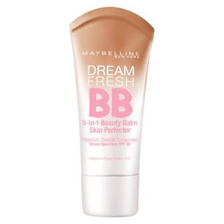 I love this BB cream best of the drugstore brands. It goes on beautifully and looks glowy and youthful. It has a light coverage but toned my skin well.