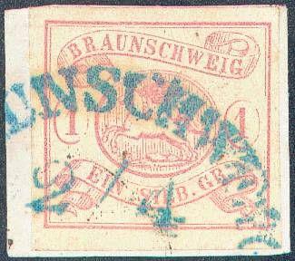 1 S.Gr., Braunschweig, 1852