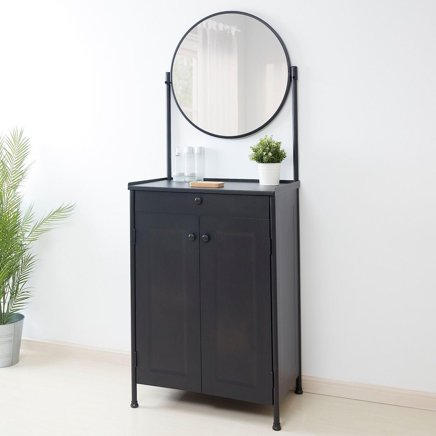 IKEA – KORNSJÖ Cabinet with mirror
