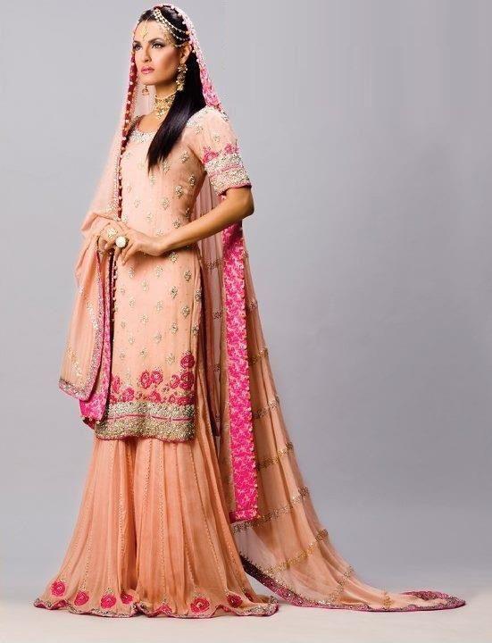 Walima Bridal Dresses 2012