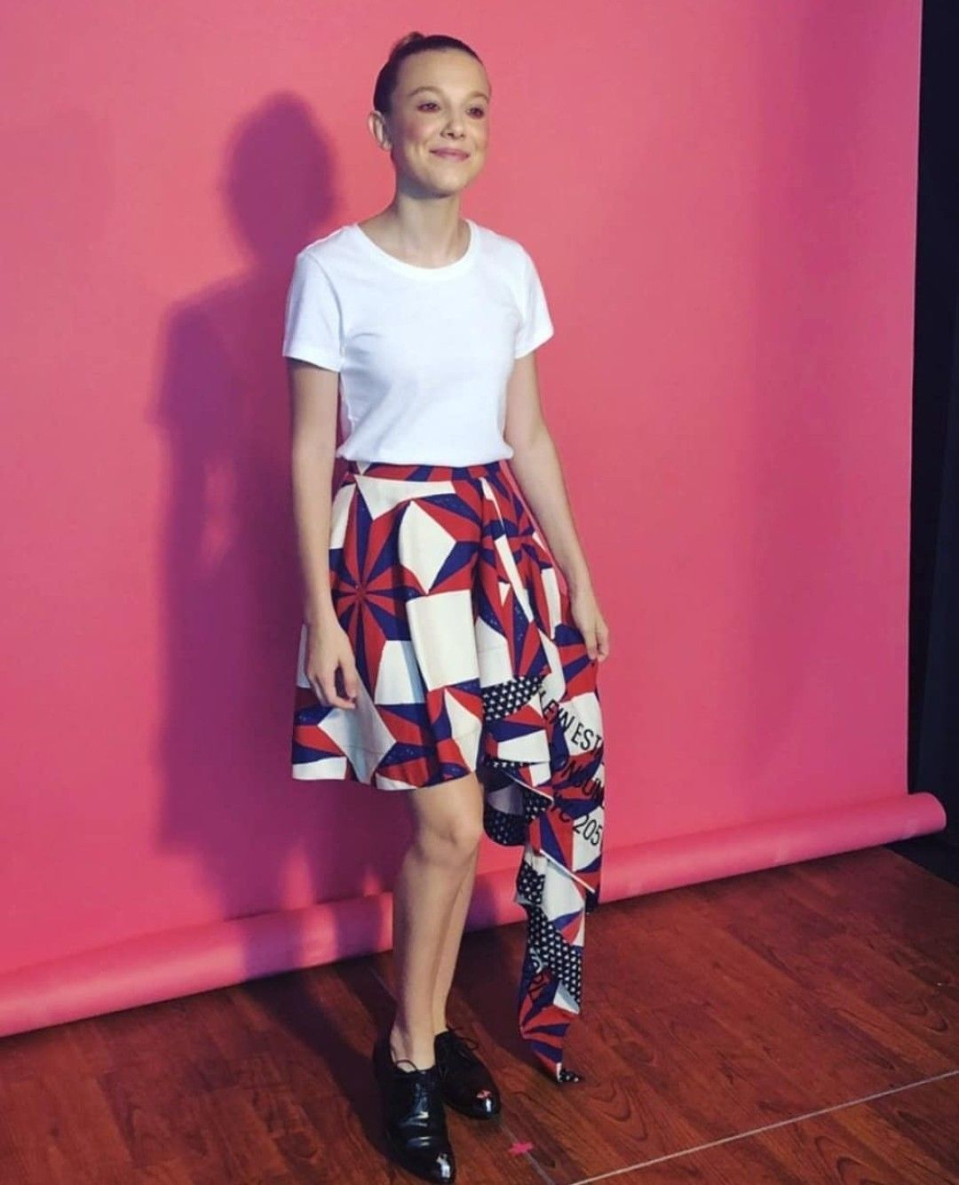 2fab97068c99 Millie Bobby Brown at San Diego Comic Con (7 21 18)
