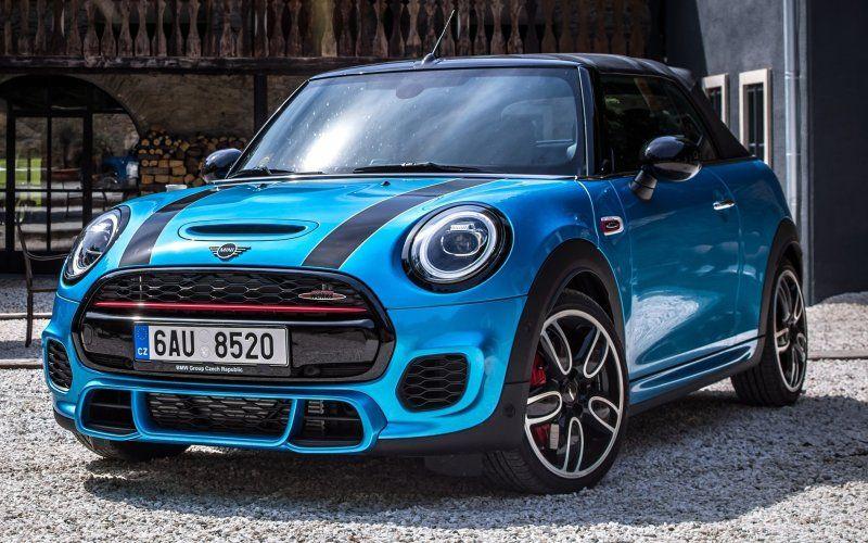 Wallpaper Blue Front 2018 Mini Cooper Compact Car Blue Mini Cooper Mini Cooper Compact Cars Mini wallpaper blue mini wallpaper