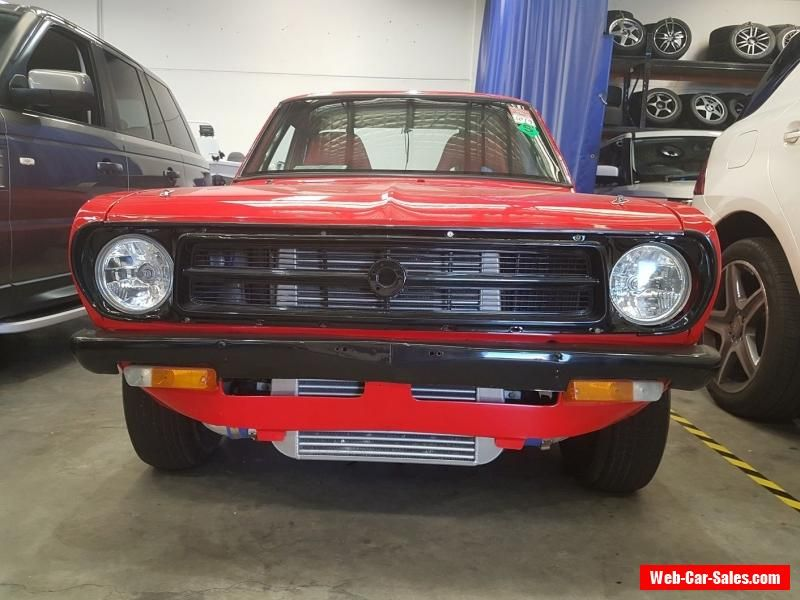DATSUN 1200 UTE 13B TURBO DRAG CAR 8 SEC CAR #datsun #1200 ...