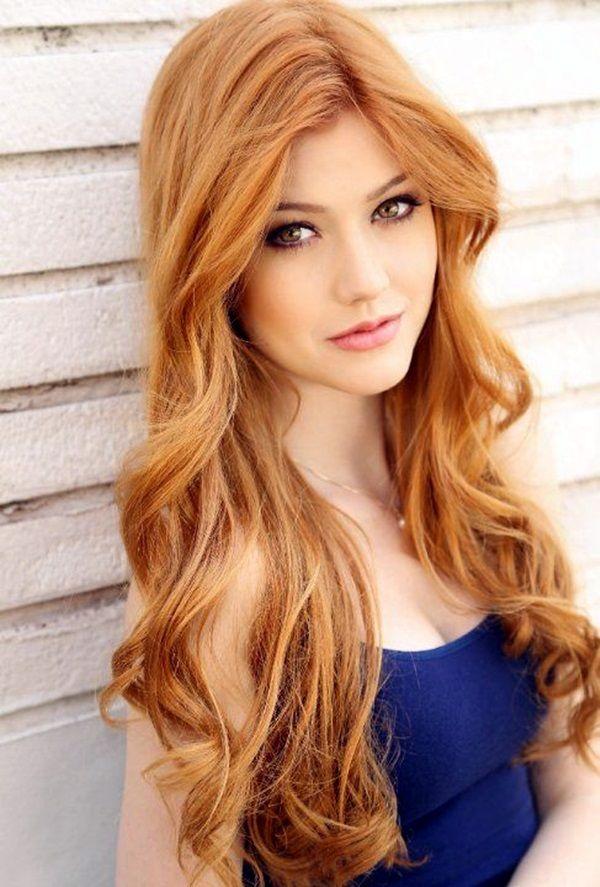 Hair Color Ideas For Women Strawberry Blonde Hair Long Blonde Hair Hair Styles