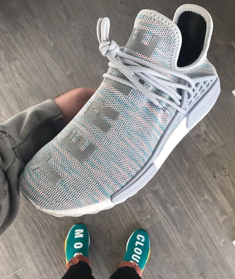 best website 7a38b 3b9f3 Billionaire Boys Club X Adidas NMD Human Race TR