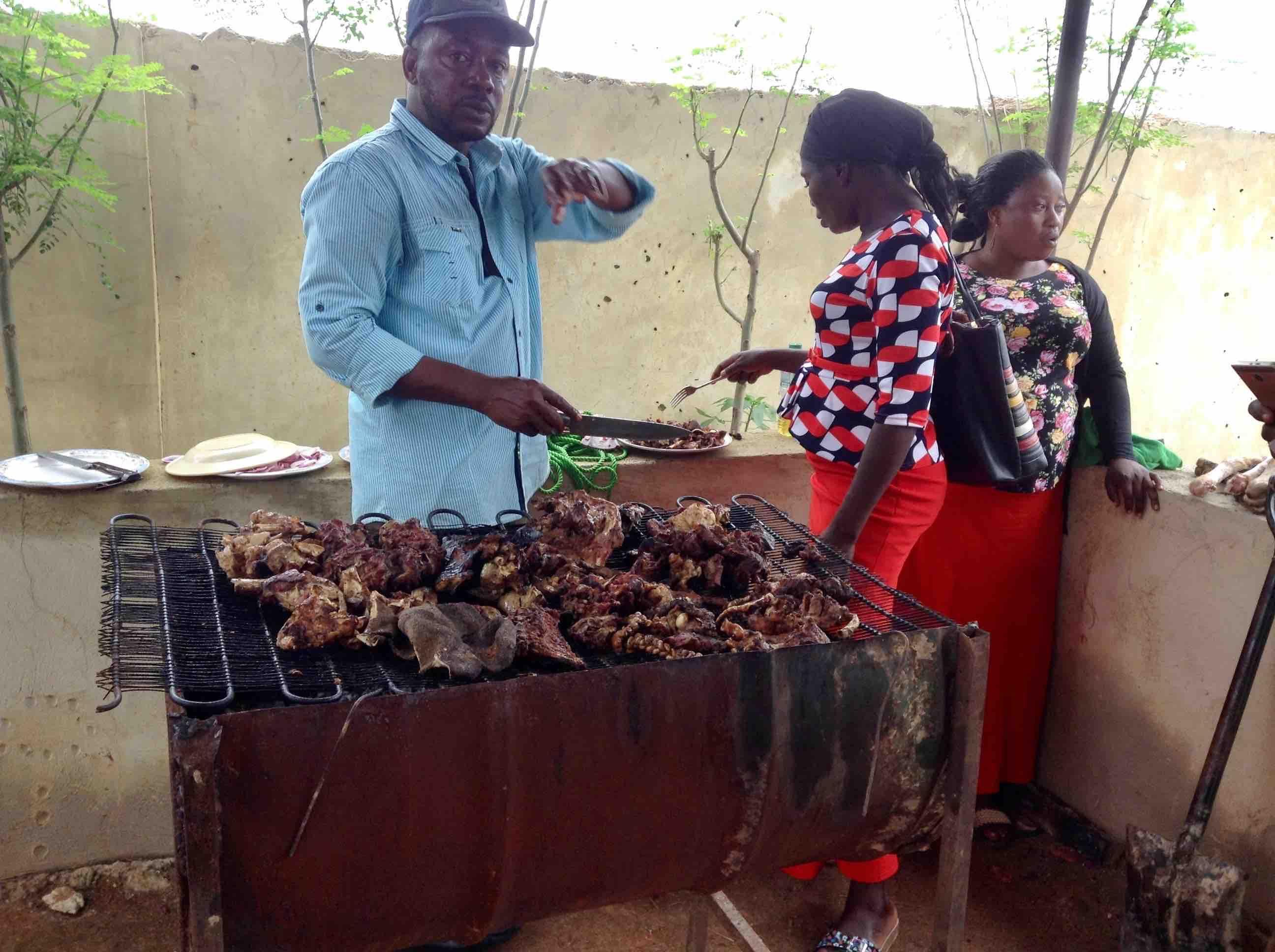 Grilling Suya in Ushafa Village, FCT, Abuja, Nigeria. #JujuFilms | Abuja,  Nigeria, Grilling