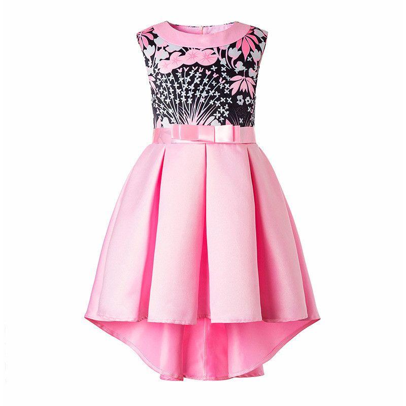Pink Midnight Love High Low Kids Dress | çocuk giyim | Pinterest ...