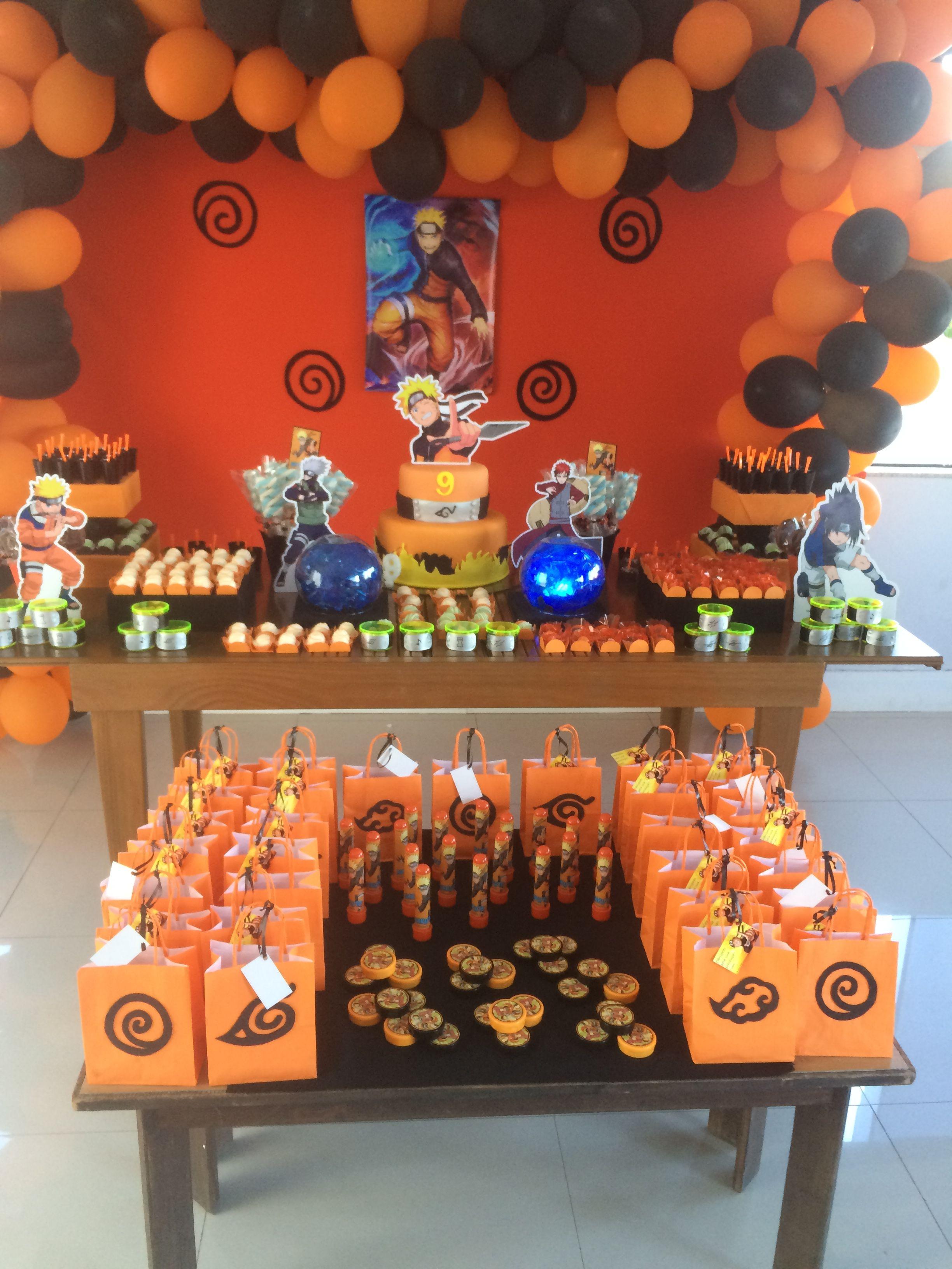 Naruto Theme Have To Do This For Sidney S Next Birthday Naruto