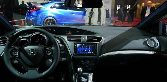 2018 Honda Insight interior   Honda insight, Honda ...